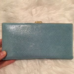 LODIS Leather Wallet/Clutch
